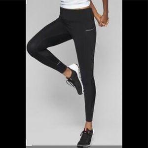 athleta relay tight• black size medium